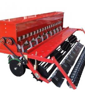 What is a suspended corn planter